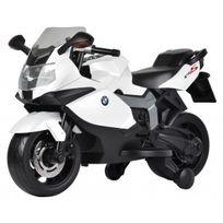 Autre - Moto électrique blanche Bmw K1300R
