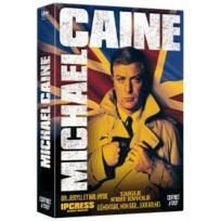 Elephant Films - Michael Caine : Dr. Jekyll & Mr. Hyde + L'aigle s'est envolé + Ipcress : Danger immédiat + Elémentaire, mon cher. Lock Holmes