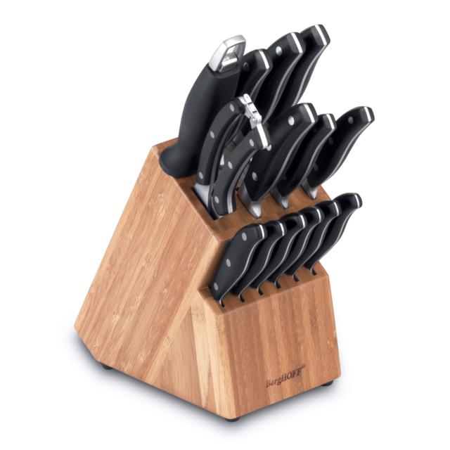 Berghoff Bloc couteaux 15 pièces - Studio