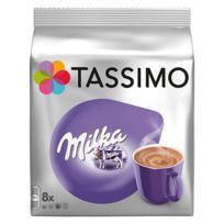- Dosette Milka machine Tassimo - paquet de 8