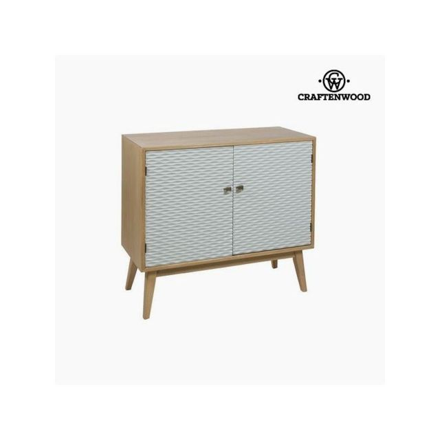 Craften Wood Console Bois de pin 90 x 80 x 40 cm, by Craftenwood