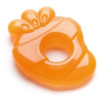 Nuvita - Nu-ibc0007 Anneau De Dentition RÉFRIGÉRÉ Carotte Orange