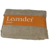 """Leander - Lot de deux serviettes pour commode """"BEIGE"""
