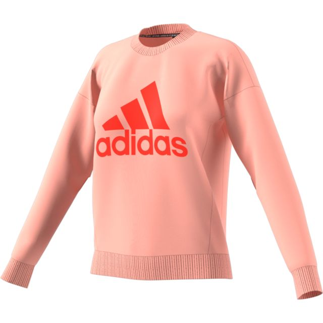 Adidas Sweat femme Must Haves Badge of Sport pas cher