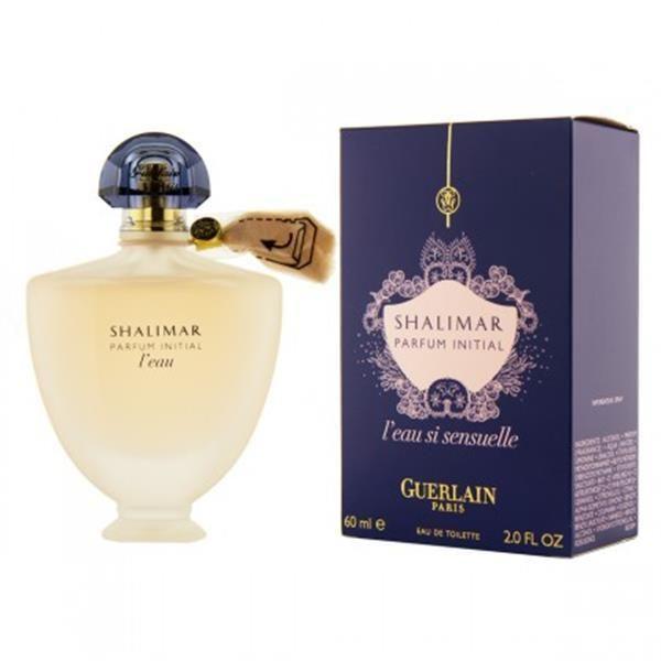Si Shalimar 60ml De L'eau Initial Guerlain Eau Parfum Sensuelle PZkiuTOX