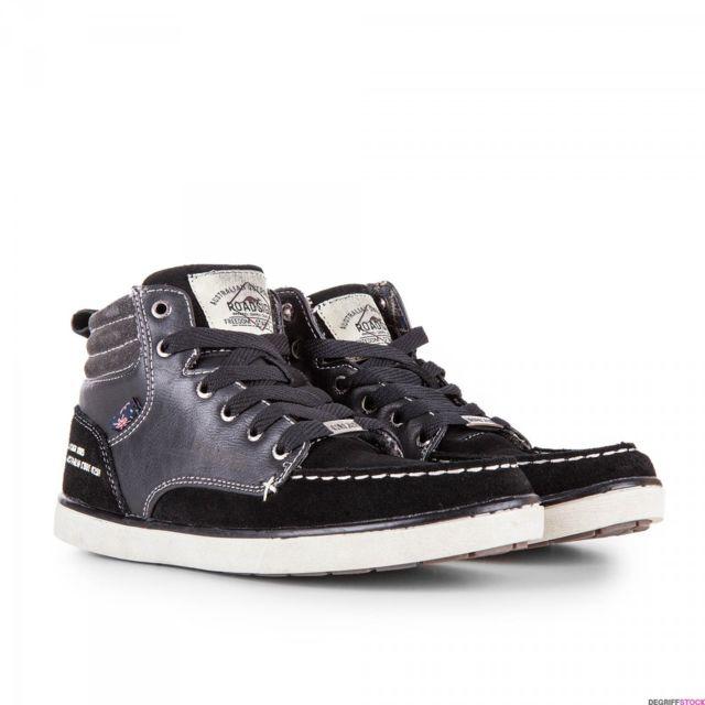Pas 35 Montantes Ywqv7y Brisbane Chaussures Cher Roadsign Garçon Noires rHr4O