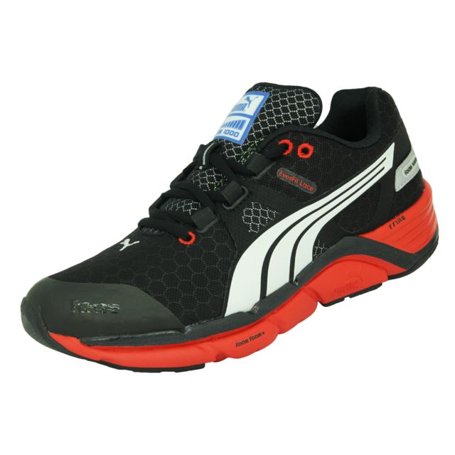 classic style factory price really cheap Puma - Faas 1000 V1 5 Chaussures de Course Running Homme Noir ...