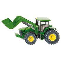 Sikv3 - Siku Tracteur John Deere avec Chargeur Frontal Echelle 1/50eme