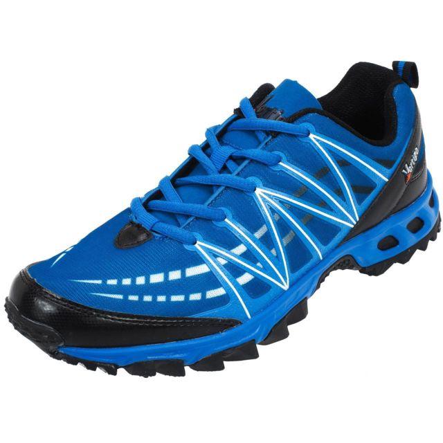 Alpes Vertigo Chaussures running trail Mizz bleu trail Bleu 25503