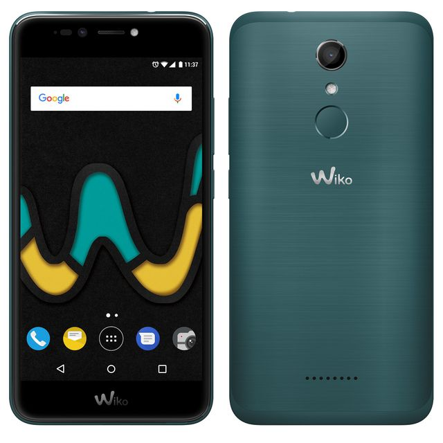 WIKO Upulse - Double SIM - Deep Bleen