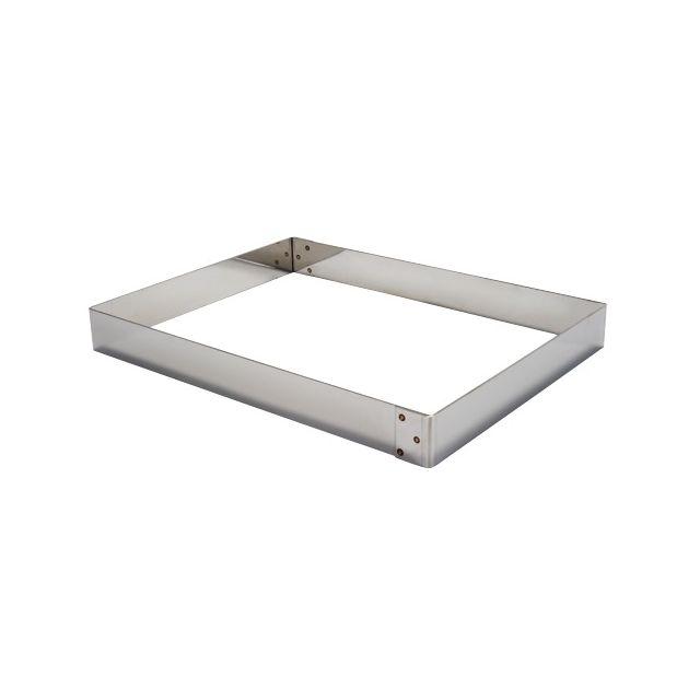 Guery Cadre rectangle sans fond 57 x 9 cm