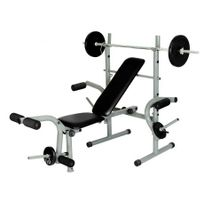 Optimal Fitness - Banc de musculation Bodytrainer