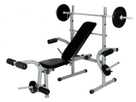 Optimal Fitness Banc De Musculation Bodytrainer Pas Cher Achat