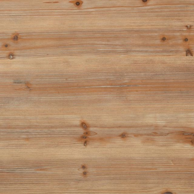 Icaverne - Bureaux collection Bureau à piédestal unique Bois de sapin et acier 100x50x76 cm