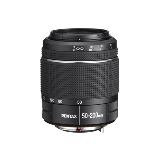 Pentax Objectif 50-200 mm f/4-5.6 Da-l Wr