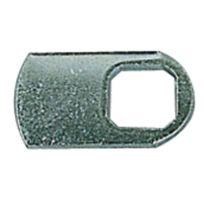 Dom - Came Plate Pour Serrure Type Batteuse - Modèle:1729-04 - Long. à l'axe mm:60