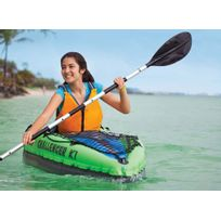 INTEX - Kayak gonflable 1 place Challenger K1