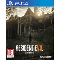 CAPCOM - RESIDENT EVIL 7 - PS4