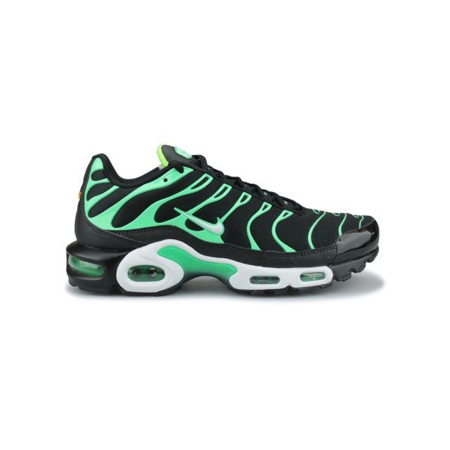 Nike - Air Max Plus Noir 852630-009 40 - pas cher Achat / Vente Baskets homme - RueDuCommerce