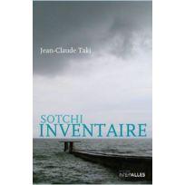 Intervalles - Sotchi inventaire