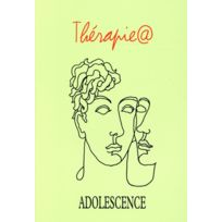 L'ESPRIT Du Temps - Revue Adolescence N.93 ; thérapie