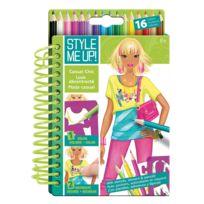 Style Me Up - Petit Carnet : Look Décontracté