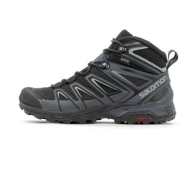 3 Gtx de pas Salomon X Chaussures Mid randonnée Ultra NnO0wm8v