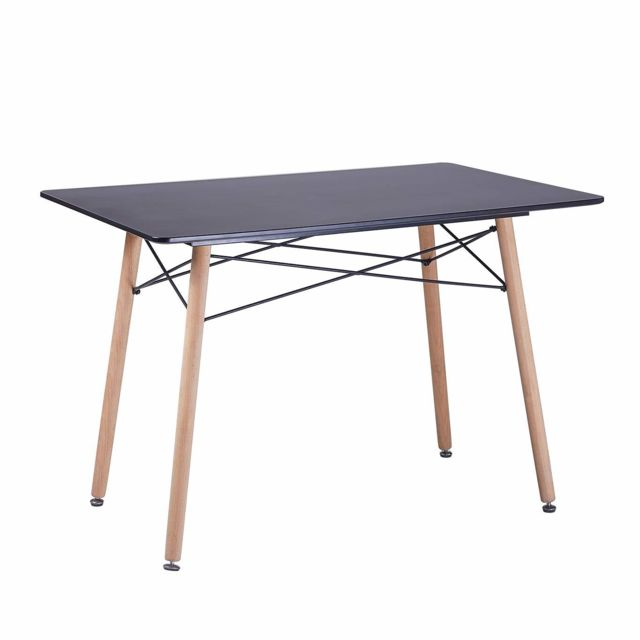 Hj Wedoo Table Salle A Manger Rectangulaire Scandinave Design