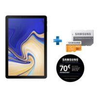 Galaxy Tab S4 - 10.5'' - 64Go - Noir - Wifi + Carte Micro SDXC EVO - 32 Go - MP32GA/EU