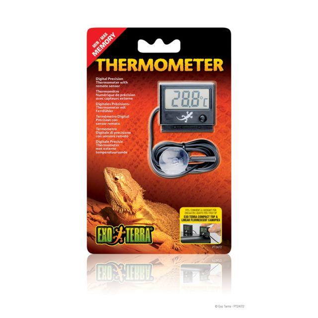 Exoterra Thermomètre Digital Exo Terra