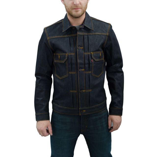 Levi s - Levis jacket Skate Type 2 Ridge Homme - pas cher Achat ... 80c12ac0542d
