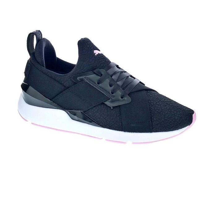 puma femme chaussures violet
