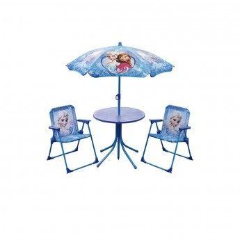 la reine des neiges mobilier de jardin pas cher achat vente bureau et table enfant. Black Bedroom Furniture Sets. Home Design Ideas