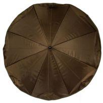 Bambisol - Ombrelle articulée Chocolat
