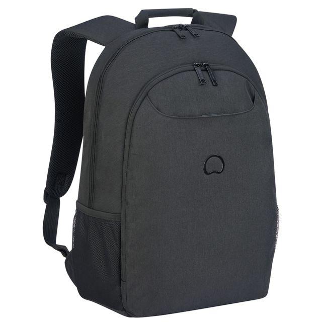 5011be219d Delsey - Sac à dos ordinateur Esplanade Backpack 17 - pas cher Achat / Vente  Besaces et bandoulières - RueDuCommerce