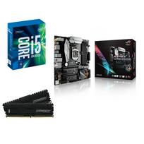 RUE DU COMMERCE - Kit EVO Kaby Lake i5 ROG H - INTEL Core i5-7600K - ASUS ROG STRIX Z270G Gaming - 16 Go DDR4 BAL