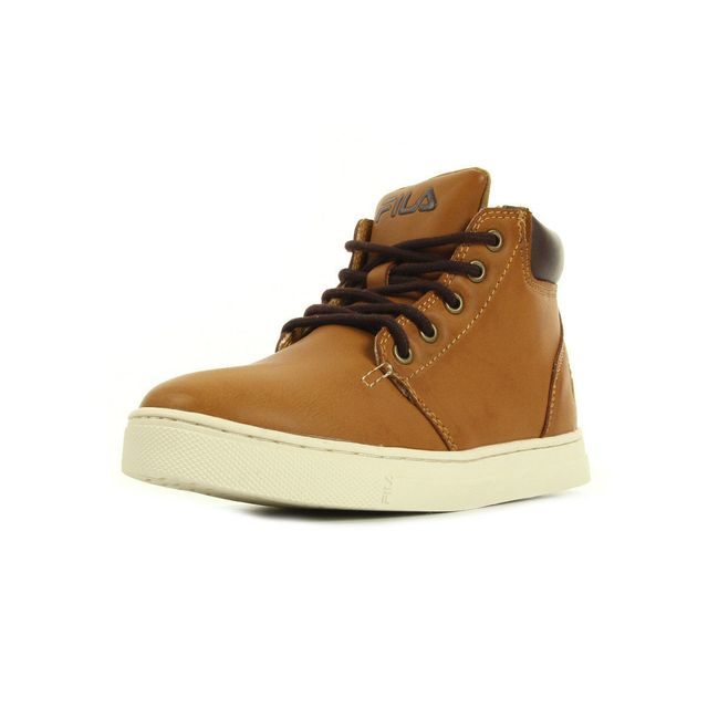 Fila Bottines enfant Byram Mid Jr Honey Mustard Chaussures