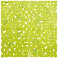 Planetebain - Tapis de douche anti dérapant Cabourg Vert