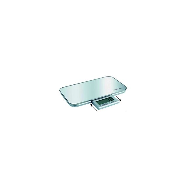 Zak! Design Balance Electronique Xamax Slim Miroir 88-444M