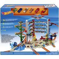 Mattel - Hot Wheels Mega Garage L&s