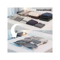 Marque Inconnue - Sac sous Vide pour Vêtements InnovaGoods 100 x 130 cm