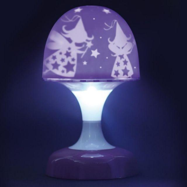 Promobo Lampe Veilleuse Tactile Enfant Champignon Led