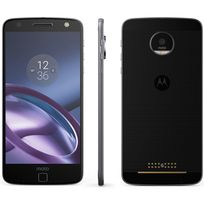 "MOTOROLA - 5,5"" QHD - 4G - 32 Go - Android 6.0 - Ultra fin - Prise USB-C"