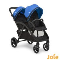 Joie - Poussette double Evalite Duo Blue Bird