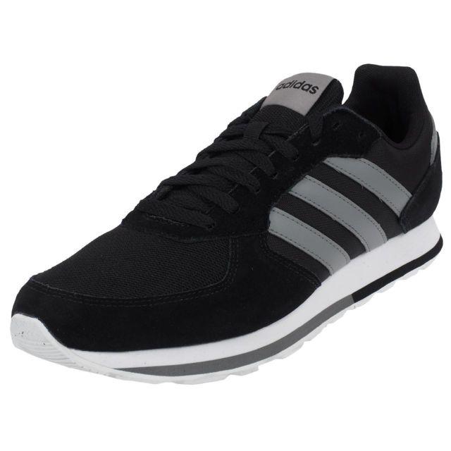Adidas Chaussures mode ville 8k cblackgrethr Noir 76456