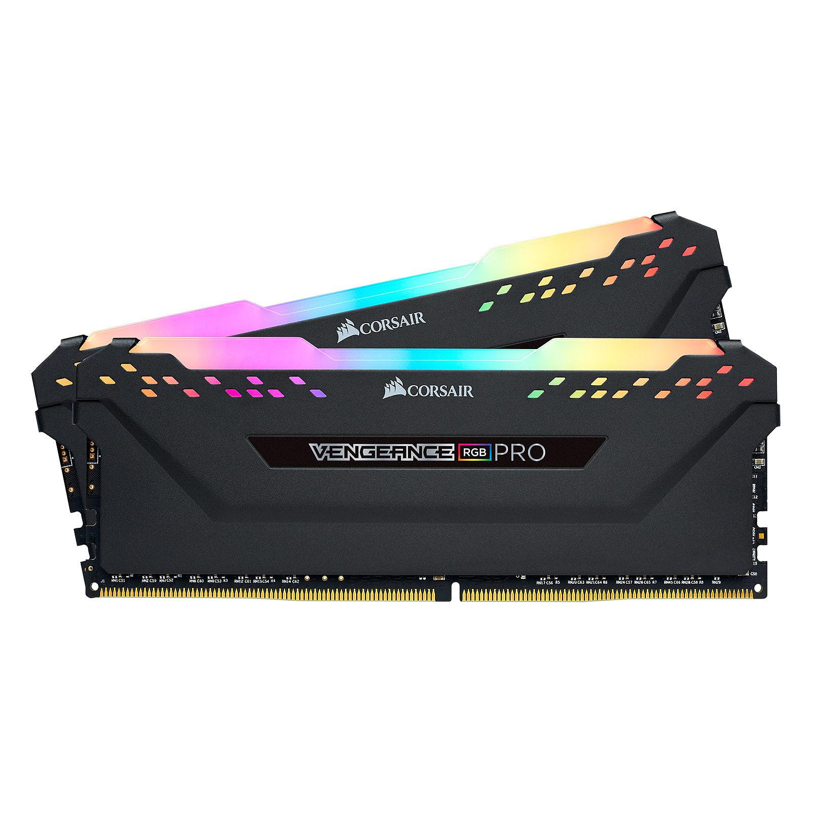 Kit de RAM Vengeance RGB Pro Series DDR4 3200 MHz 2 x 8 Go TUF Gaming