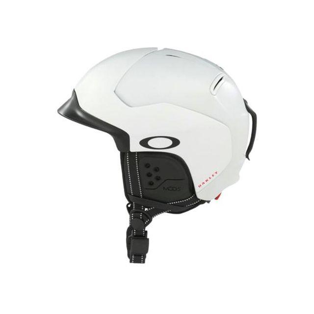 Oakley Casque Mod5 Europe blanc mat pas cher Achat