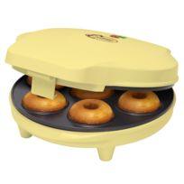 BESTRON - Appareil à donuts - 700W - jaune