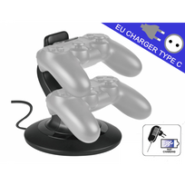 STATION DE RECHARGE - CHARGING STATION DELUXE - PS4