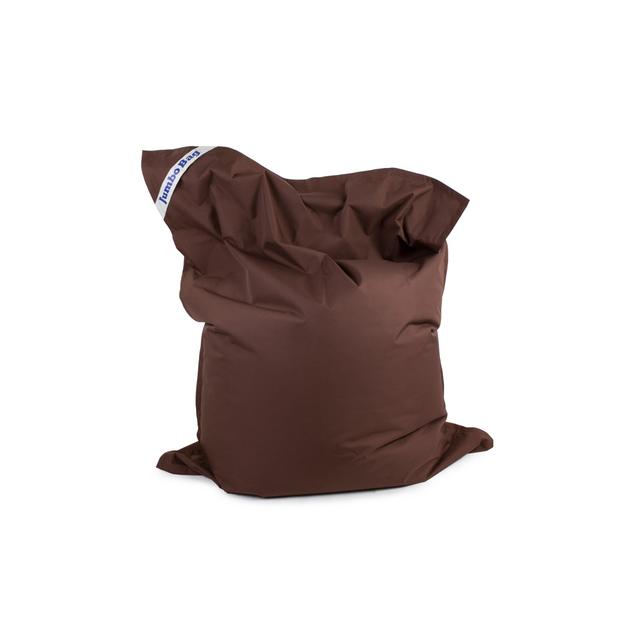 Jumbo Coussin de sol bag chocolat